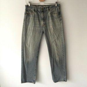 Diesel Industries Denim Jeans Straight Button Fly